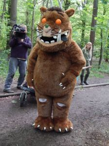 gruffalo trail Cheap Things to do with the kids in The Summer Holidays