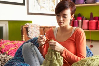 woman doing crafts How to Save Money by Making Your Own Perfect Presents