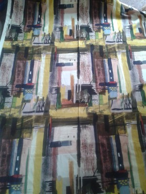 John Piper Cotswold Vintage Fabric