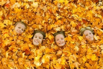 childreninleaves