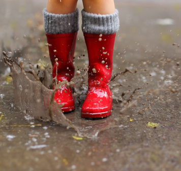 wellies Don't Waste Time Waiting For Spring