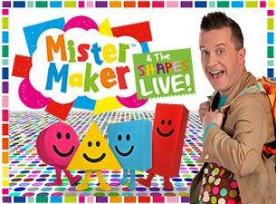 mister maker Mister Maker Live Show Review