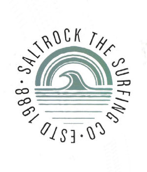 Saltrock Badge