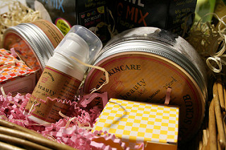 Make your own hamper gift Making My First Ever Hamper