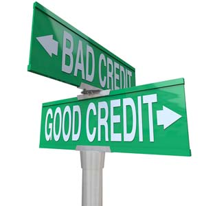 Good Credit Bad Credit The good and the bad of credit and how to keep yours looking healthy