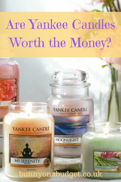 Yankee Candles are one of the most popular candle brands around, but are they worth the extra money?