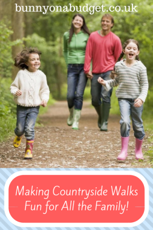 Making Countryside Walks Fun for All the Family!