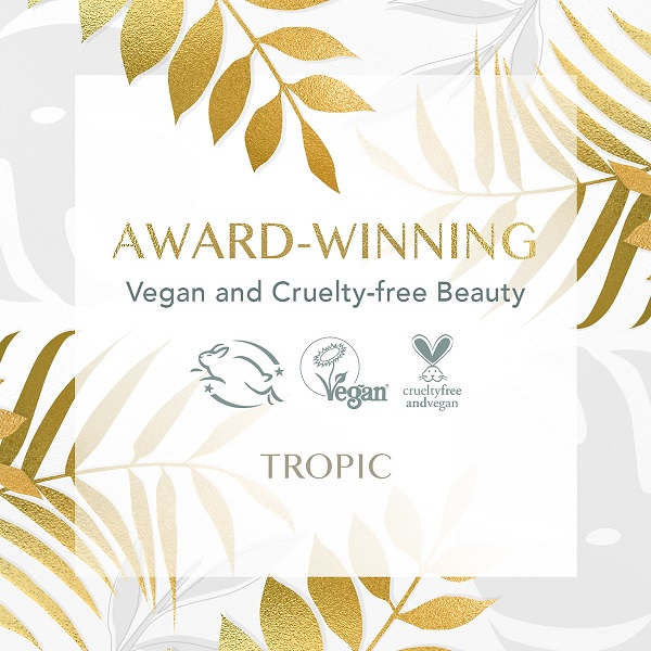 Tropic Vegan and Cruelty-Free Beauty